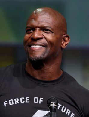 terry crews fantastic four fan casting blugger the thing
