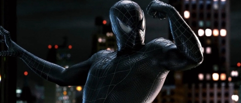 spider man 3 black suit heroic weekly blugger
